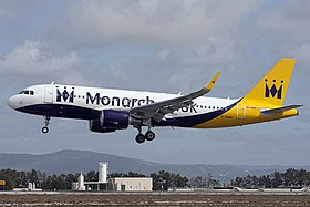 Airbus A320-214, Monarch Airlines JP7586647.jpg