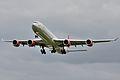 Airbus A340-600 of Virgin Atlantic at London Heathrow Airport (2).jpg