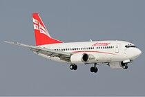 Airzena Boeing 737-500 Nikiforov.jpg