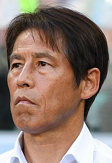 Akira Nishino (footballer) Japanese footballer and manager