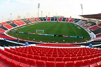 2011 AFC Asian Cup - Image: Al rayyan stadium