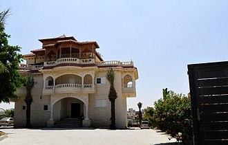Al-Sayyid, Israel - Private residence in al-Sayyid