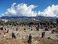 Alanya-Mahmutlar -Kargicak -Südöstliche Ende Türkische Riviera -Friedhof - Blick zum Taurus - panoramio.jpg