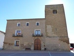 Albalate de Cinca - Image: Albalate de Cinca Palacio ducal de Solferino 15
