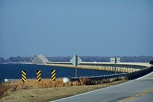 North Carolina Highway 94 - Albemarle Sound Bridge