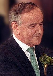 Albert Reynolds Irish politician, 9th Taoiseach (Prime Minister)