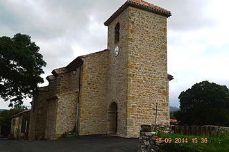 Albières - Albières Church