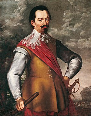 Battle of Fürth - Leader of the Catholic forces, General Albrecht von Wallenstein