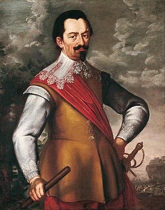 Waldstein family - Albrecht von Wallenstein