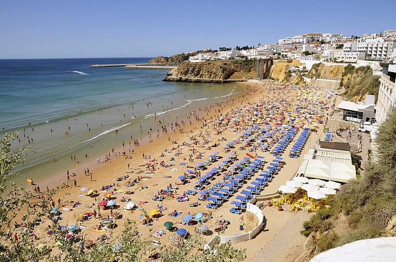 Portugal Faro Hotel Garden Playa Natural