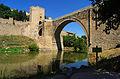 Alcantara bridge - Toledo - 5.jpg
