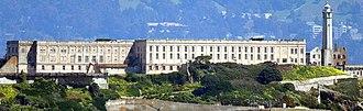Alcatraz Federal Penitentiary - Alcatraz Cellhouse
