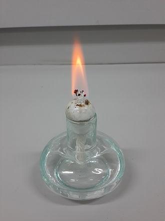 Alcohol burner - Image: Alcohol burner 1