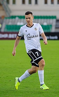 Aleksandr Ryazantsev Russian footballer