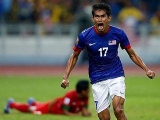 Azamuddin Akil Malaysian footballer