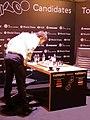 Alexander Grischtschuk Kandidatenturnier Berlin 2018, 3. Runde.jpg