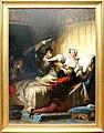 Alexandre-évariste fragonard, scena del massacro di san bartolomeo nell'appartamento della regina di navarra, 1836.jpg