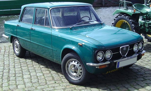 Alfa romeo gt 1300 junior wikipedia