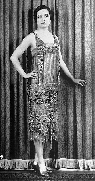 Flapper - Actress Alice Joyce, 1926