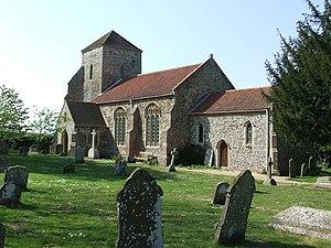 Ashwicken - Image: All Saints Ashwicken