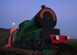 Aller, Somerset - The Aller Express, 2006