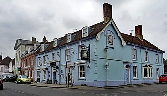 New Alresford - The Swan Hotel