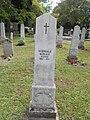 Alsovaros Cemetery, World War I Military Cemetery, private, 2016 Szekszard.jpg