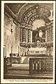 Altar-mor da Igreja Matriz e retábulo de José Malhoa, representando o baptismo de Cristo (Figueiró dos Vinhos, Portugal) (3230699301).jpg