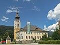 Altenmarkt im Pongau, kerk foto17 2011-07-27 15.23.JPG