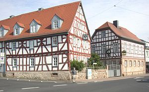 Altenstadt, Hesse - Altenstadt, Schwarzer Adler Inn