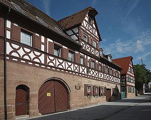 Zirndorf - Old castle