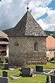 Althofen Friedhofsteig Friedhof gotischer Karner 24062015 5157.jpg