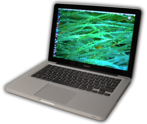 MacBook - The aluminum unibody MacBook
