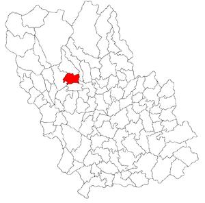 Aluniș, Prahova - Image: Alunis jud Prahova