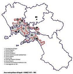 Naples metropolitan area - Wikipedia