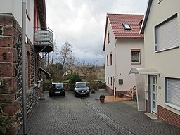 Am Brauhaus in Biedenkopf