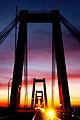 Amanecer en el Puente sobre el Lago.jpg