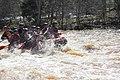 Amata pavasarī. Pavasara laivošana. River Amata in the spring. Spring canoeing - panoramio.jpg