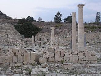 Limassol - Ancient Amathus