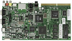 Amiga CD32 - Amiga CD32 Mainboard