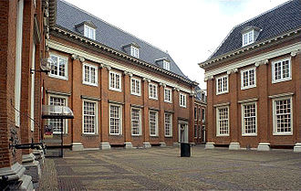 Amsterdam Museum - Courtyard of the museum