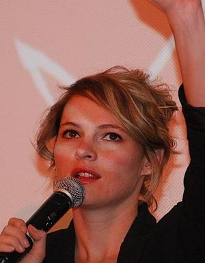 Amy Seimetz - Seimetz in 2014