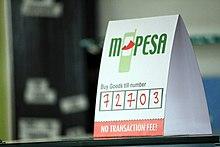 M Pesa, comment Safaricom révolutionne la microfinance grace à une application pour téléphone portable et smartphone
