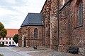 An der Kirche, Kirche der Altstadt St. Peter und Paul Delitzsch 20180813 004.jpg