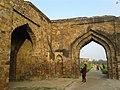 An inside view of Firoz sha kotla fort.jpg