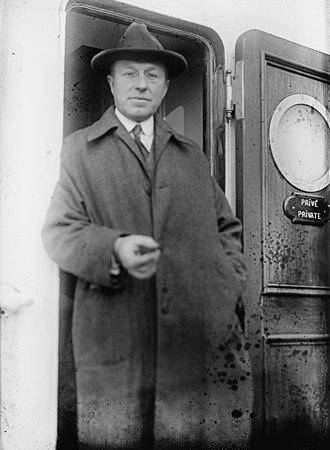 André Roosevelt - Image: Andre Roosevelt
