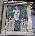 Andrea della robbia, pulpito di s. fiora, 02.JPG