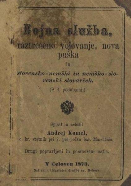 File:Andrej Komel - Bojna služba.pdf