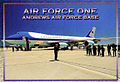 Andrews Air Force Base - Boeing 747 Air Force One.jpg