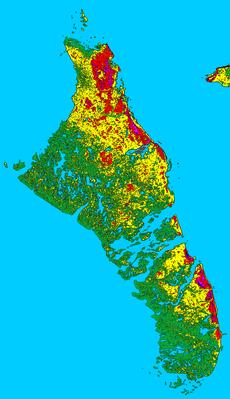 Bahamas Elevation Map.Andros Bahamas Wikipedia